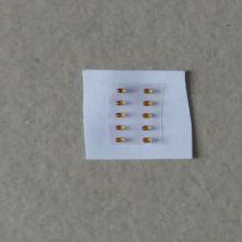 2mm Amber Lenses